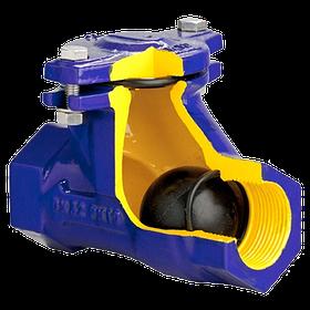 """Обратный клапан подъемный с шаром """"Zetkama 401"""""""