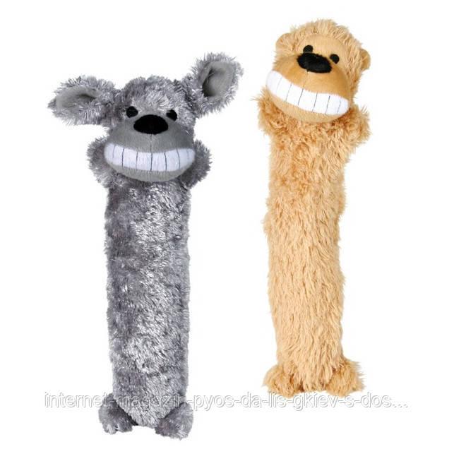 Trixie Longies Plush набор плюшевых игрушек 7х35см, 4шт.