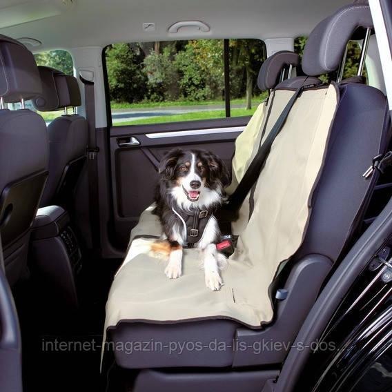 Тrixie Car Seat Cover автомобильная подстилка на сиденье 1.40 х 1.20м