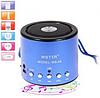 Портативная беспроводная Bluetooth колонка WSTER WS-A8, фото 2