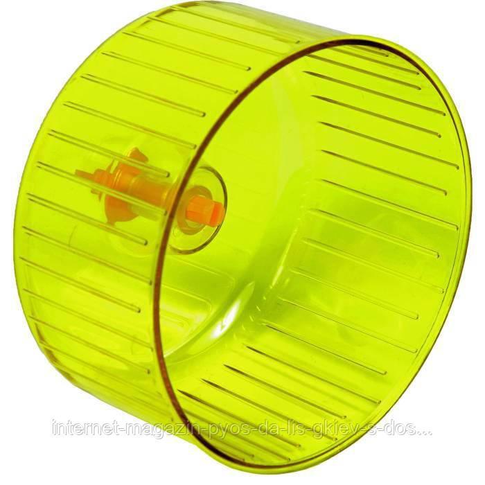 Колесо-барабан для хомяка ТМ Природа 14см