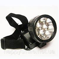 Светодиодный налобный фонарик BL 536-7