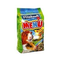 Vitakraft Menu Vital основной корм для морских свинок, 1кг