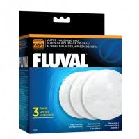 Hagen Fluval Water Polishing Pad губка тонкой очистки для фильтров Fluval FX5 и FX6, 3шт