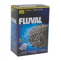 Hagen Fluval ZEO-CARB смесь активированного угля и средства для удаления аммиака, 3х150г