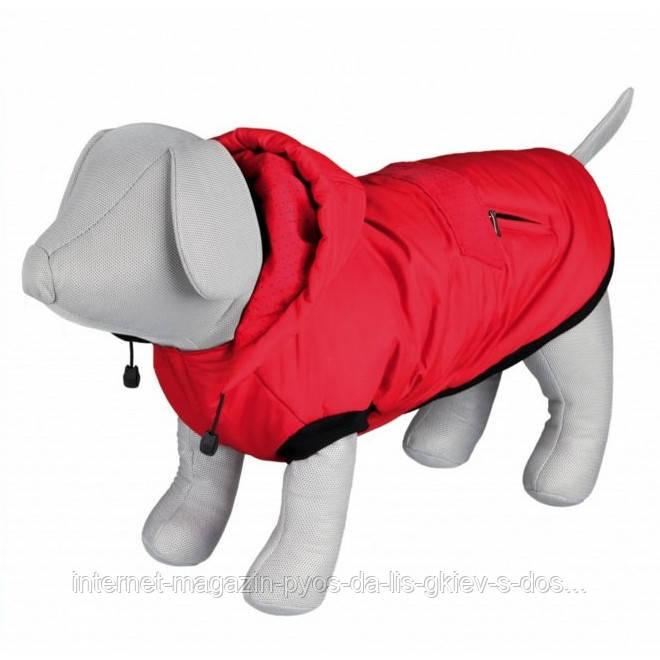 Тrixie Palermo Winter Coat M пальто для собак зимнее 50см