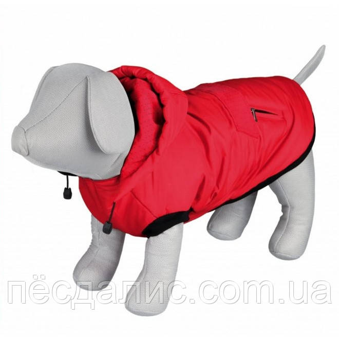 Тrixie Palermo Winter Coat XS пальто для собак зимнее 30см