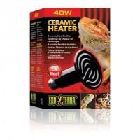 Hagen Exo Terra Heat Wave Lamp керамический нагреватель для террариумов, 40Вт