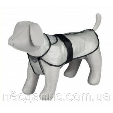 Тrixie Tarbes Raincoat M дождевик для собак 50см