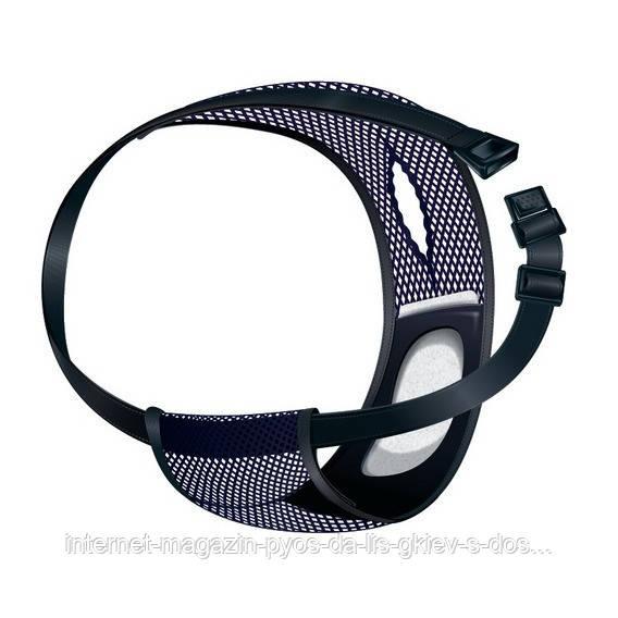 Trixie защитные трусы для собак сетка синие L, 50-59см