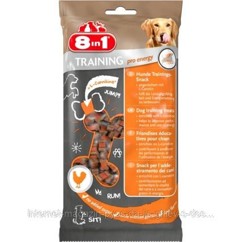 8in1 Training Treats Pro Energy лакомство для тренировок собак, 100г