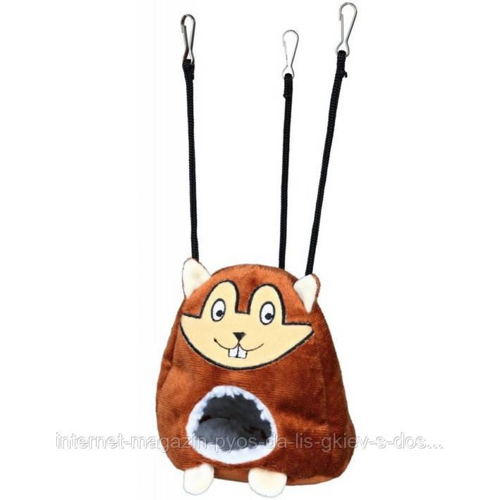 Trixie Cuddly Cave гамак-домик для хомяка 11х14см