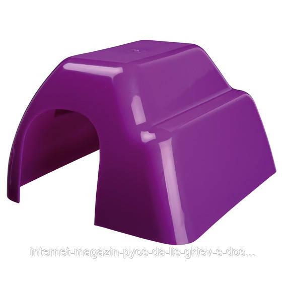 Trixie House пластиковий будиночок для гризунів 23х15х26см