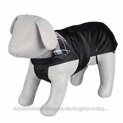 Тrixie Paris Coat M попона для собак черная 45см