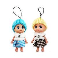 Брелок Куколка в шапочке, фото 1
