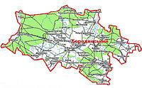 Геодезичні роботи та послуги в Бородянському районі