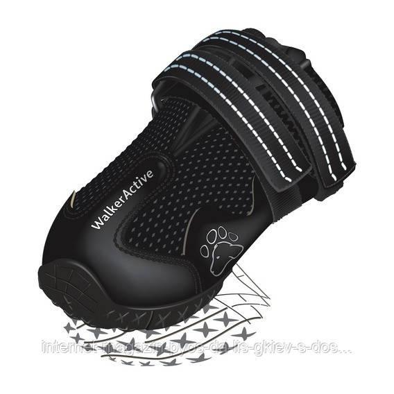Тгіхіе Walker Active Protective Boots М-L черевики для собак, 2шт.