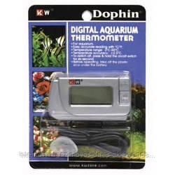 KW Dophin Digital Aquarium Thermometer термометр электронный цифровой