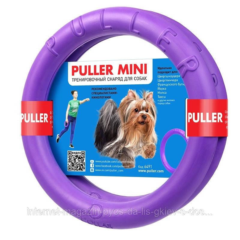 Collar PULLER Міпі тренувальний снаряд для собак дрібних і декоративних порід 18х2см