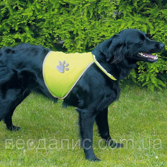 Trixie Safer Life Safety Vest S жилет светоотражающий 28-42см