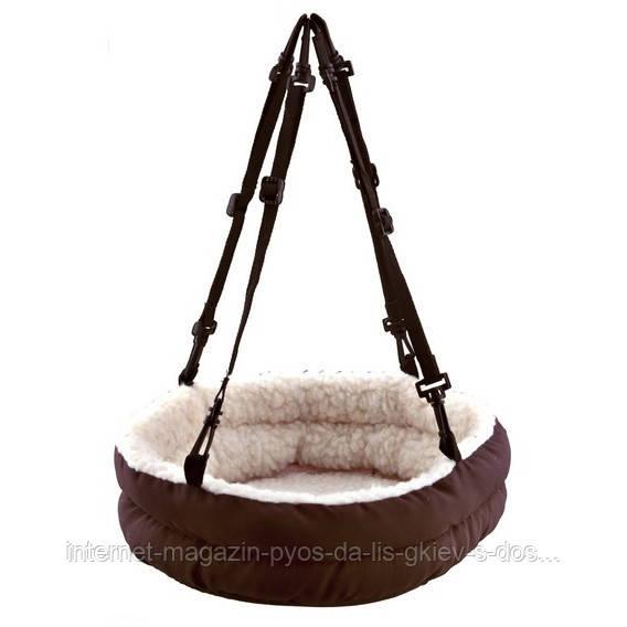 Trixie Трикси лежак мягкий подвесной для грызунов 30х8х25см