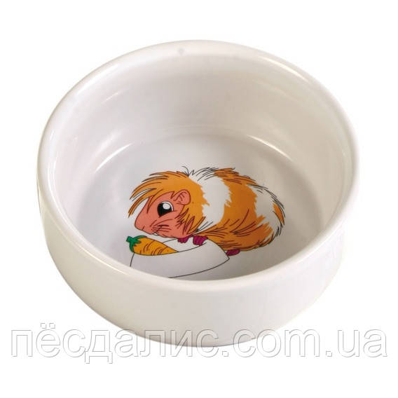Trixie Ceramic Bowl миска керамическая для грызунов 250мл