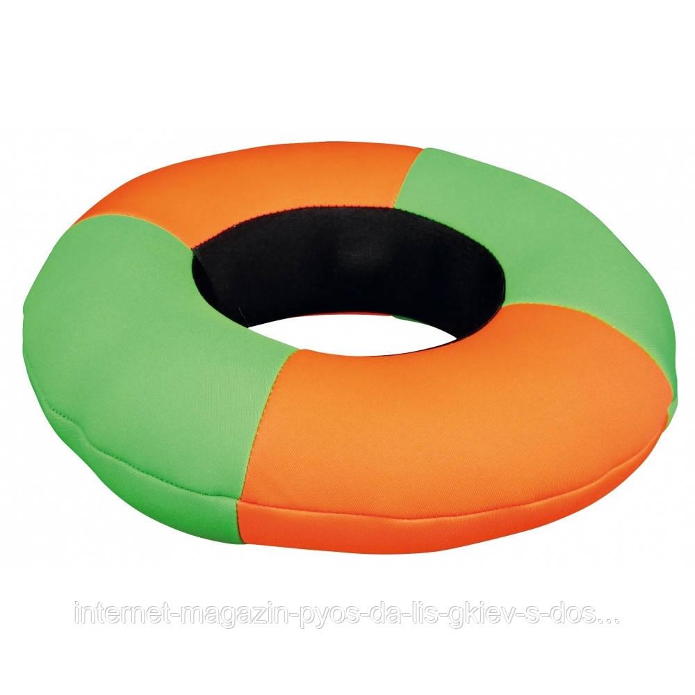 Trixie Aqua Toy Ring Floatable игрушка для собак плавающее кольцо 20см