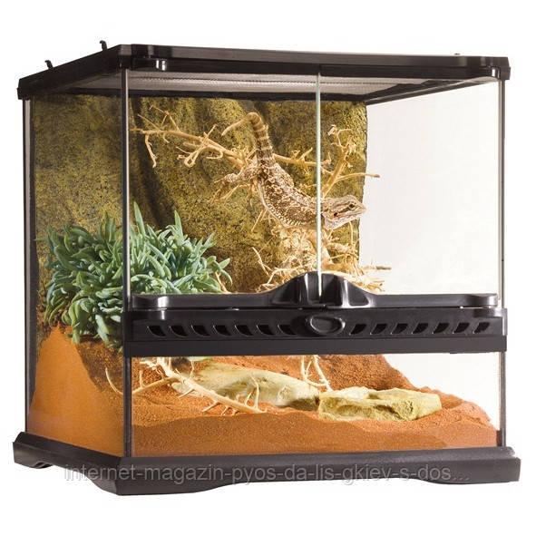 Hagen Exo Terra Mini Wide Terrarium террариум 30х30х30см