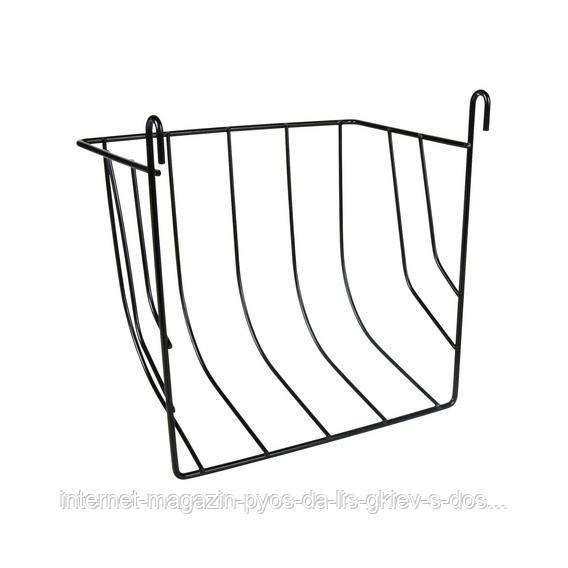 Trixie Hay Manger кормушка для сена (ясли) металл подвесная 20х18х12см