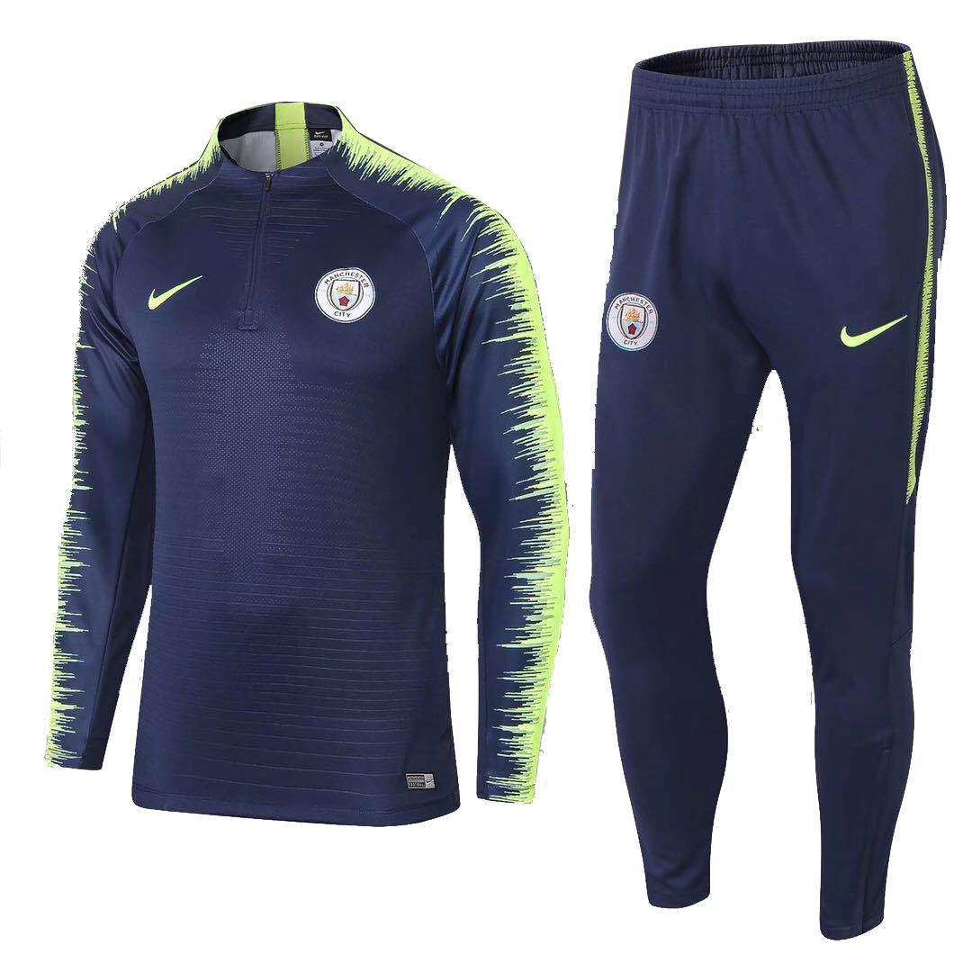 Спортивный костюм Манчестер Сити (Тренировочный клубный костюм Manchester City)