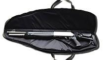 Чехол для ружья LeRoy Protect (двойная защита) 1,4 м Multicam, фото 3