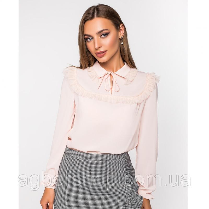Блуза шифоновая (Арт. 2152)