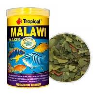 Tropical MALAWI хлопьевидный корм для цихлид озера Малави, 1л