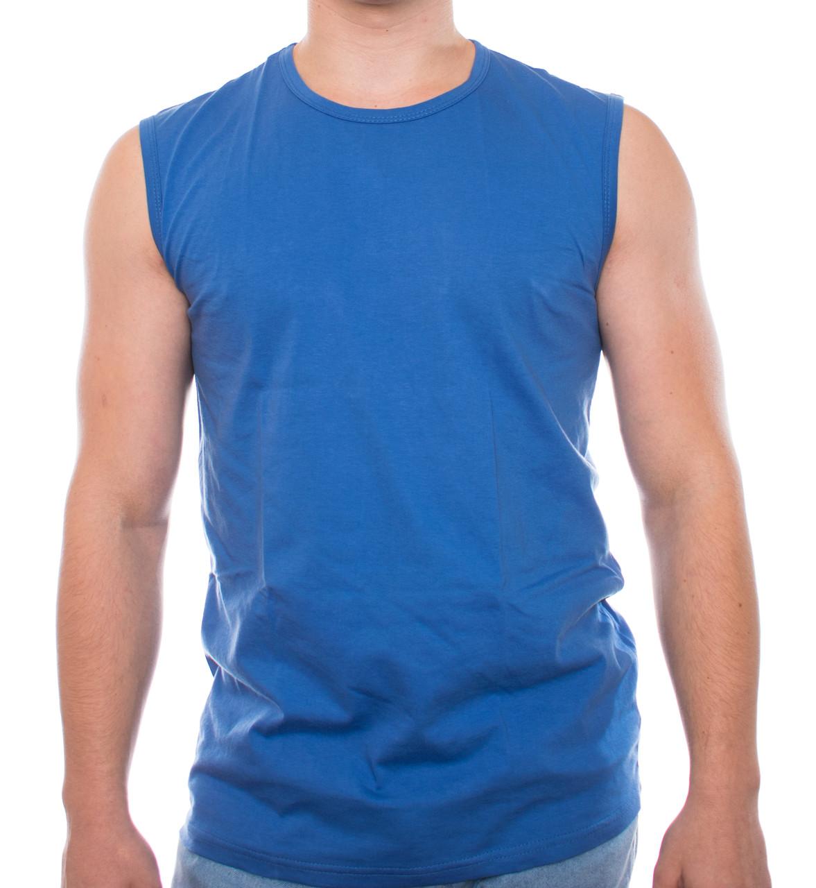 Мужская футболка без рукавов Bono 000154