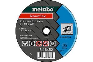 Відрізний круг по металу Metabo Novoflex 230x3.0x22.2 (616452000)