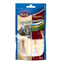 Trixie PREMIO Chicken Tenders лакомство для кошек Куриные крылья 70г, 4шт