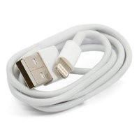 USB дата-кабель для Apple, Lightning, 100 см, белый, High Copy