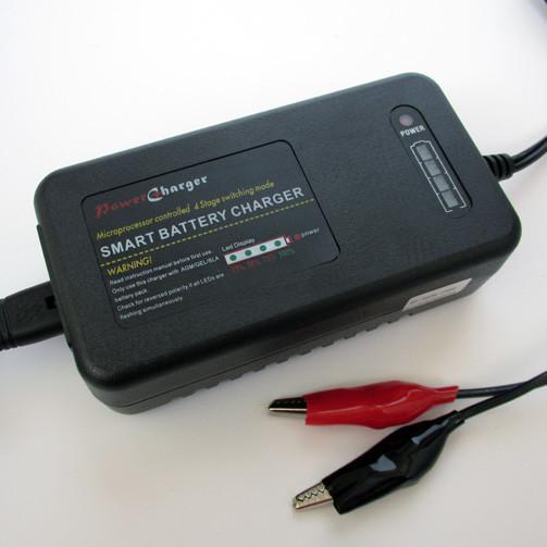 Зарядное устройство для аккумуляторов Bossman EP6012A 12V 4A