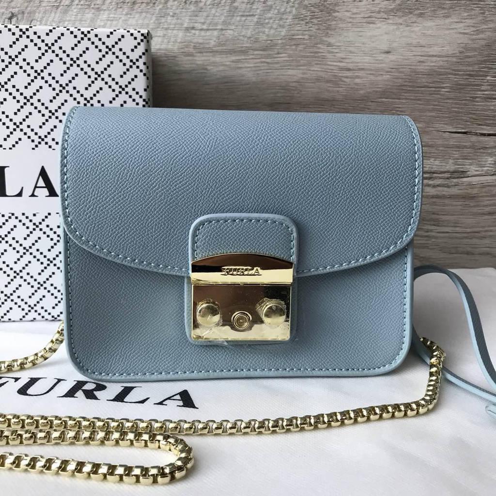fb1a8594811c Кожаная сумка клатчв стиле Furla metropolis  продажа, цена в Киеве ...