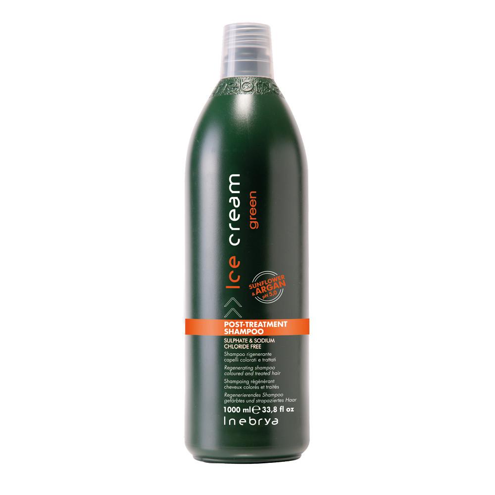 Inebrya Регенерирующий шампунь для окрашенных волос (Безсульфатный)