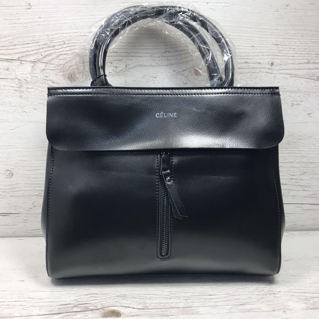 9ed21bd99021 Женская кожаная сумка в стиле Celine (Селин): продажа, цена в Киеве. женские  сумочки и клатчи от