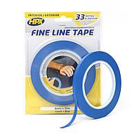 HPX FINE LINE - маскирующая лента для криволинейных форм