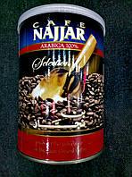 Кофе Najja  молотый 350 гр в железной банке