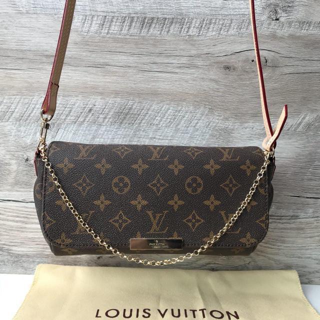 002ffc21c15d Женская Сумка Косметичка в Стиле Louis Vuitton Favorite — в Категории