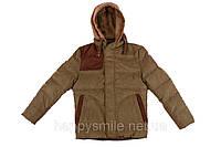 Мужская зимняя куртка с капюшоном Tommy Hilfiger