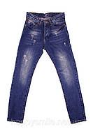 Мужские джинсы с потертостями Zara Man