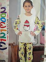 Детские пижамки из махры и флиса.