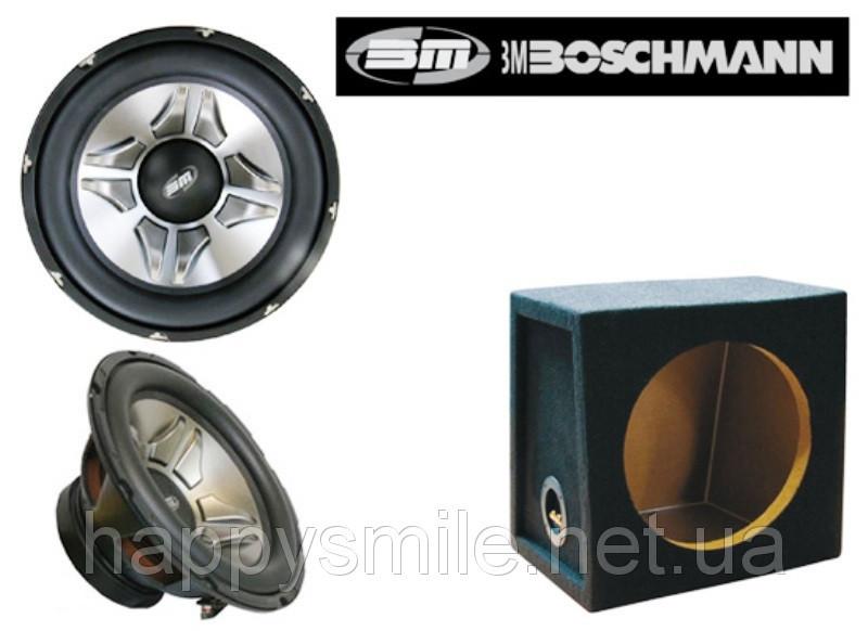Автомобильный сабвуфер BM Boschmann V-1250SNI, диаметр 300 мм - Оптовый-магазин Технолекс. Ниже цен не было и нет! в Одессе