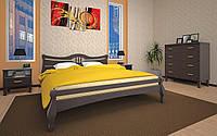 Кровать Корона 1 90х190 см. Тис