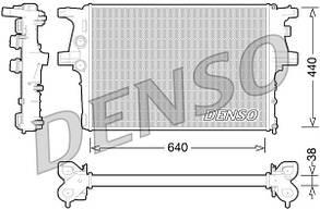 Основной радиатор ( двигателя ) IVECO ОЕ 5801264635 DENSO DRM12008